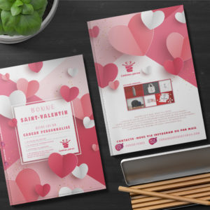 Flyer St-Valentin - Cadeau.perso